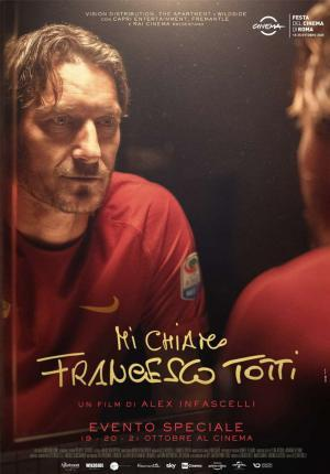MI CHIAMO FRANCESCO TOTTI - Disponibile On Demand
