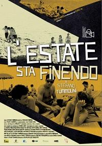 "locandina di ""L'Estate sta Finendo"""