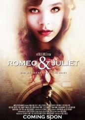 "locandina di ""Romeo and Juliet"""