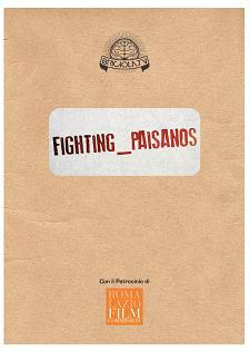 "locandina di ""Fighting Paisanos"""