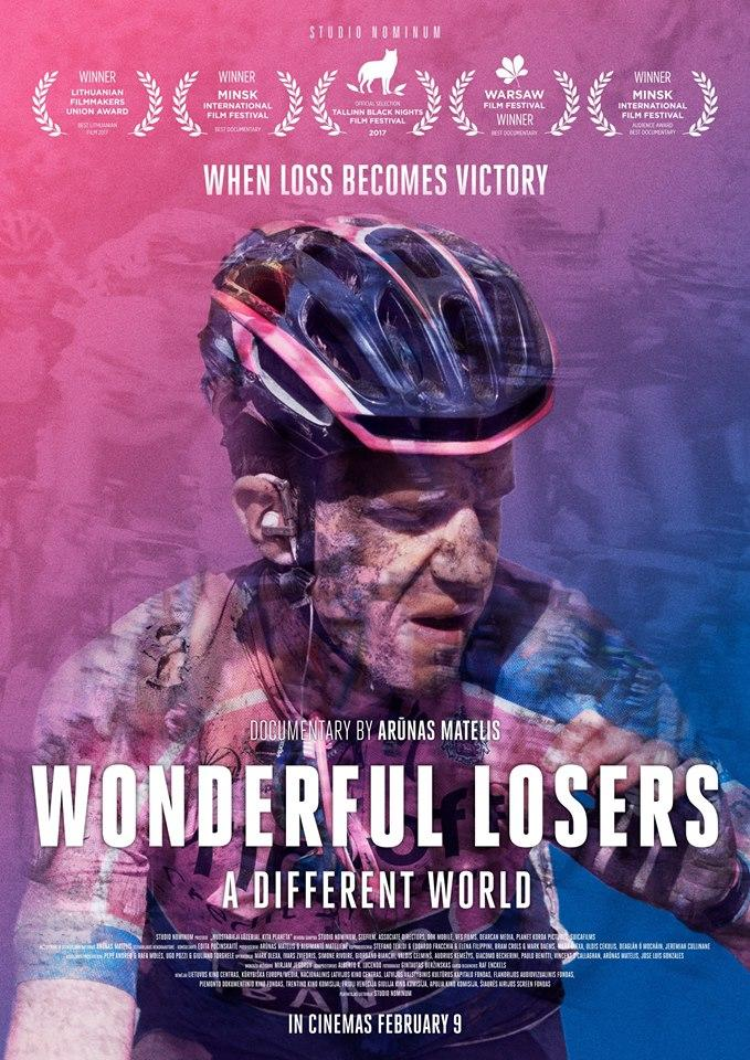"locandina di ""Wonderful Losers: A Different World"""