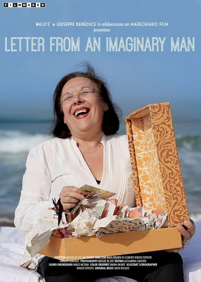 "locandina di ""Letter from an Imaginary Man"""