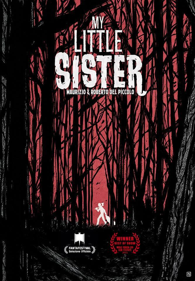 "locandina di ""My Little Sister"""
