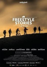 "locandina di ""Freestyle - Stories in South Tyrol"""