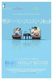 "locandina di ""Blue Hollywood"""