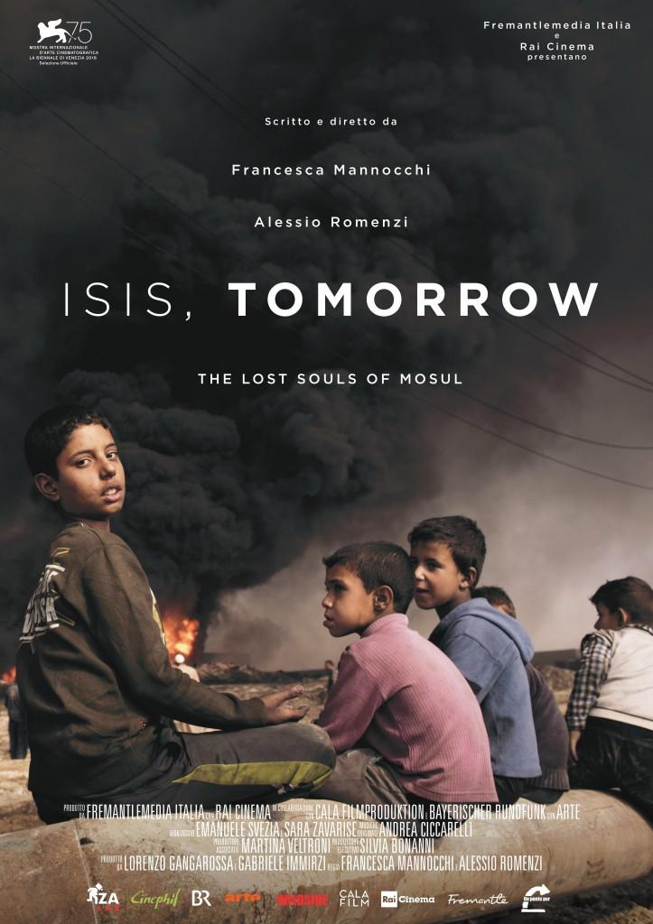 "locandina di ""Isis, Tomorrow. The Lost Souls of Mosul"""