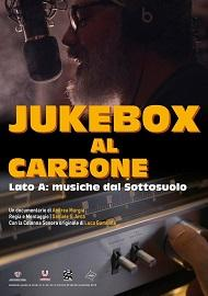 "locandina di ""Jukebox al Carbone"""