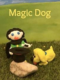 "locandina di ""Magic Dog"""